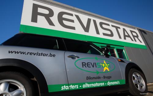 Revistar Brugge revisie alternatoren en startmotoren oldtimerherstellingen
