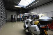 Startmotoren revisie van motorfietsen